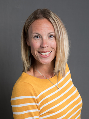 Abbie Karsten - Intake Coordinator
