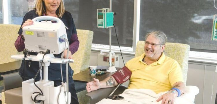 IVIG Infusion Therapy After Kidney Transplant